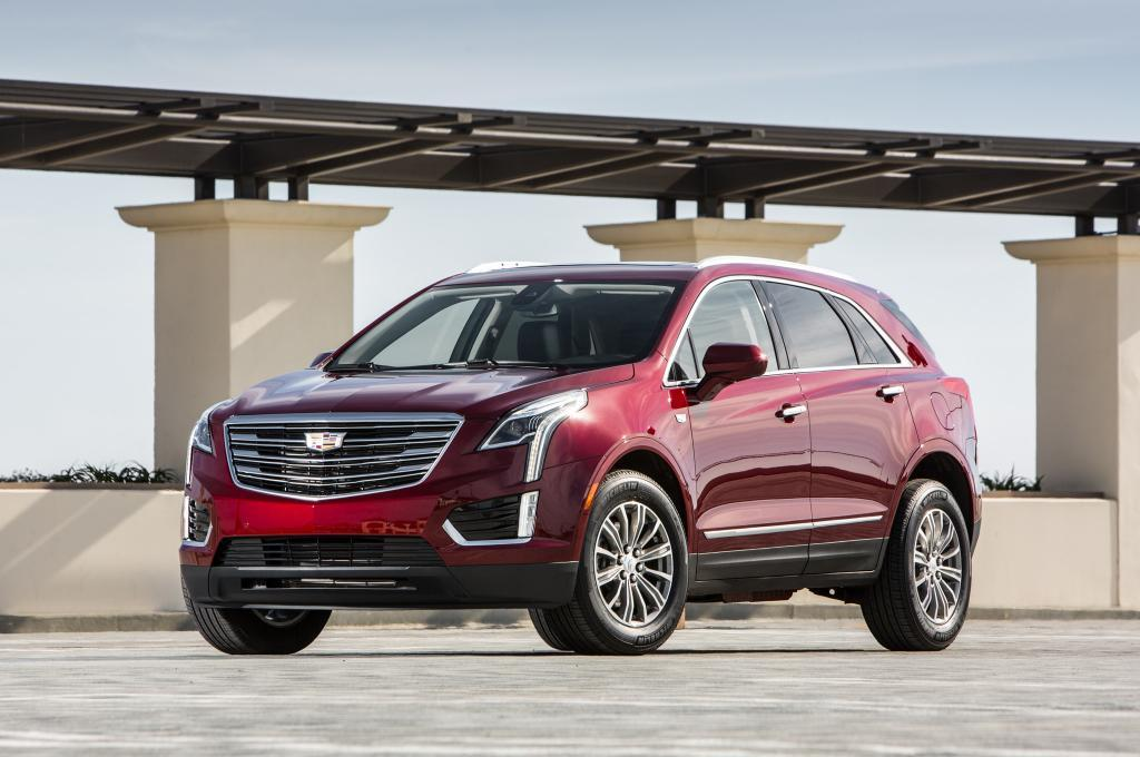 Dezo's Garage|2017 Cadillac Car, CUV & SUV PDF Sales ...